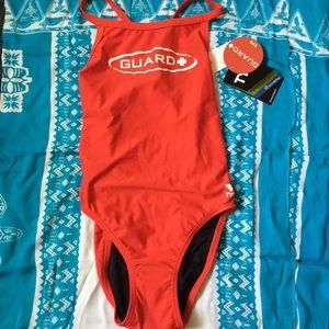 Lifeguard Swimsuit Brand New